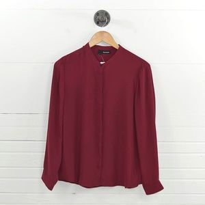 THE KOOPLES BUTTON DOWN BLOUSE #127-66